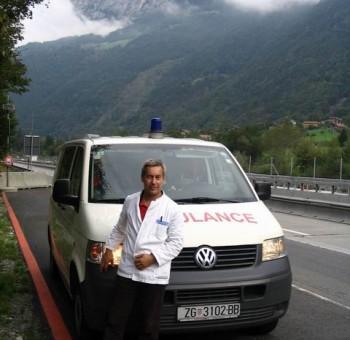 Sanitetski prijevoz - Croatia